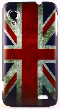 Чехол для Lenovo IdeaPhone S720 Great Britan Print Hard Shell