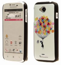 Чехол для Lenovo IdeaPhone A706 Hard Print Cover 99 Baloons