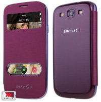 Чехол для Samsung Galaxy S3 i9300/i9300i (S3 Duos) S-View Cover