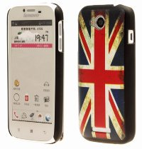 Чехол для Lenovo IdeaPhone A706 Hard Print Cover Great Britan