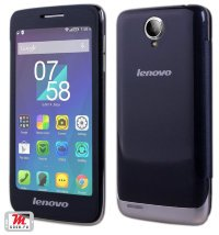 Чехол для Lenovo IdeaPhone S650 Vibe X mini S-View Glass Cover