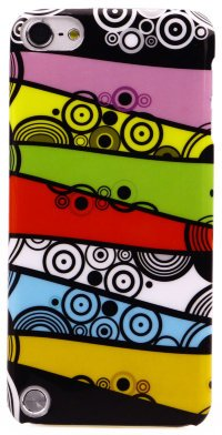 Чехол для iPod Touch 5 Hard Print Cover Bubble
