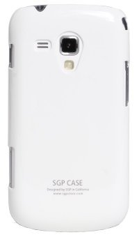 Чехол для Samsung Galaxy S DUOS i7562 Simple Style SGP Hard Case Cover