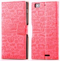Чехол для Lenovo IdeaPhone K900 Happy Loves Cover