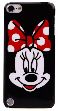 Чехол для iPod Touch 5 Hard Print Cover Minnie Mouse