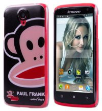 Чехол для Lenovo IdeaPhone S820 Hard Print Cover Paul Frank