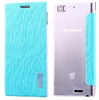 Чехол Rock для Lenovo IdeaPhone K900 Flip Cover Elegant Series