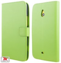 Чехол для Nokia Lumia 1320 Leather Business Book