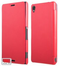 Чехол для Sony Xperia Z3 D6603\6633 Litchi Leather Flip Cover