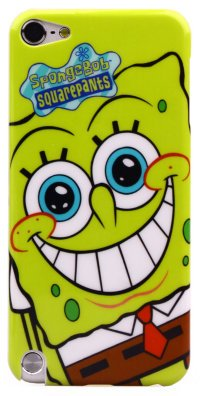 Чехол для iPod Touch 5 Hard Print Cover Spanch