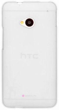 Чехол для HTC One M7 Lucid Soft Touch Shell