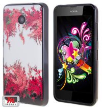 Чехол для Nokia Lumia 630 Armitage Silicon Shell #6