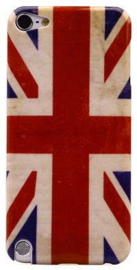 Чехол для iPod Touch 5 Hard Print Cover Great Britain