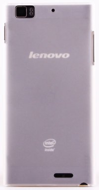 Чехол для Lenovo IdeaPhone K900 Lucid Soft Touch Shell