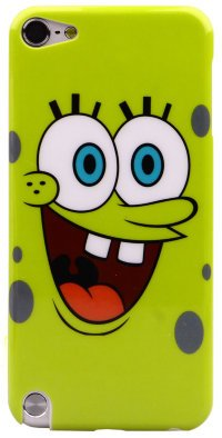 Чехол для iPod Touch 5 Hard Print Cover Spanch Bob