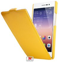 Чехол для Huawei Ascend P7 Vertical Flip Cover