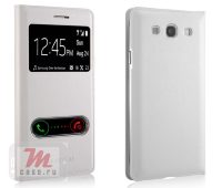 Чехол для samsung galaxy S3 DUOS S-VIEW COVER white