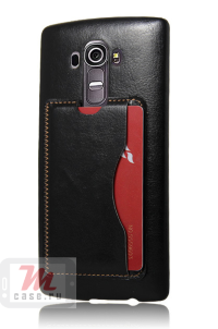 Чехол для LG G4 Leather Back Cover