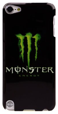 Чехол для iPod Touch 5 Hard Print Cover Monster Energy
