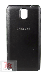 Задняя панель для Samsung Galaxy Note 3 N9000 черная