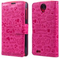 Чехол для Lenovo IdeaPhone S820 Happy Loves Cover
