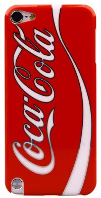 Чехол для iPod Touch 5 Hard Print Cover Coca-Cola