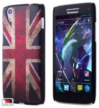 Задняя крышка для Lenovo IdeaPhone S960 Vibe X Hard Print Cover Great Britain