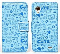 Чехол для Lenovo IdeaPhone P770 Happy Loves Cover