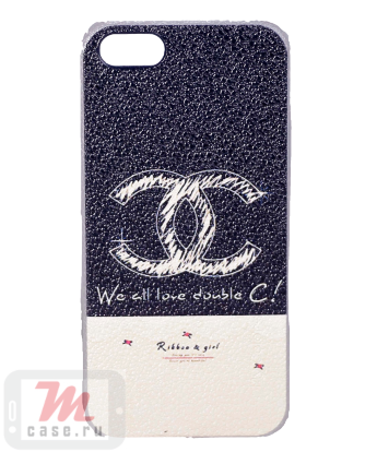 Чехол для iPhone 5 / 5S Chanel 1 Чехол для iPhone5 Chanel