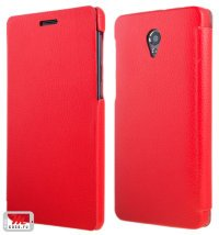 Чехол для Lenovo IdeaPhone S860 Litchi Leather Flip Cover