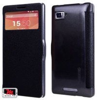 Чехол для Lenovo IdeaPhone K910 vibe Z Nillkin Fresh Series Leather Case
