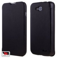 Чехол для LG L90 D410 Litchi Leather Flip Cover