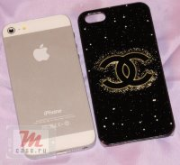 Чехол для iPhone 5 / 5S Chanel 5