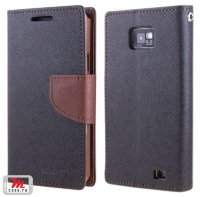 Чехол для Samsung Galaxy S2 i9100/i9105 Mercury Goospery Fancy Diary Case