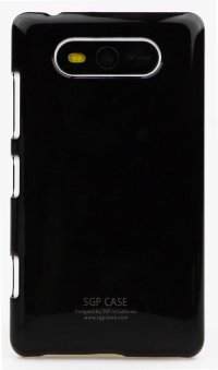 Чехол для Nokia Lumia 820 Simple Style SGP Hard Case Cover