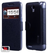 Чехол для Lenovo IdeaPhone S650 Vibe X mini Nillkin Fresh Series Leather Case