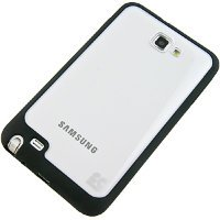 Чехол для Samsung Galaxy Note N7000/i9220, TPU Frosted Black