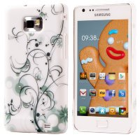 Чехол для Samsung Galaxy S2 Soft Shine Print Cover