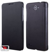 Чехол для  Lenovo IdeaPhone S939 Litchi Leather Flip Cover
