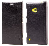 Чехол для Nokia Lumia 720 Pudini Thin Leather Case