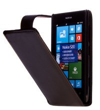 Чехол для Nokia Lumia 520 Vertical Business Flip Cover