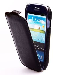Чехол для Samsung Galaxy S3 mini i8190 Vertical Flip Case