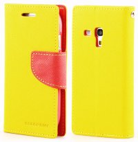 Чехол для Samsung Galaxy S3 mini i8190 Mercury Goospery Fancy Diary Case