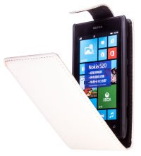 Чехол для Nokia Lumia 520 Vertical Flip Case