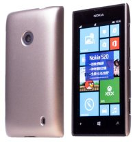 Чехол для Nokia Lumia 520 Hard Frosted Case