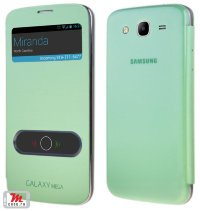 Чехол для Samsung Galaxy Mega 5.8 i9152 S-View Glass Cover