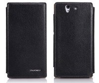 Чехол для Sony Xperia Z LT36H/Lt36i C6603 Nuoku GRACE Series Exclusive Leather Case
