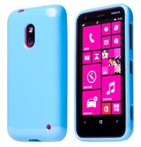 Чехол для Nokia Lumia 620 Smooth TPU Ultra Case