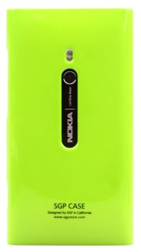 Чехол для Nokia Lumia 800 Simple Style SGP Hard Case Cover