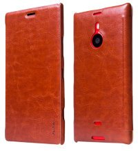 Чехол для Nokia Lumia 1520 Pudini Thin Leather Case